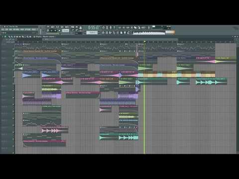 Euphoric Hardstyle FLP [Kicks + Presents] (FREE)