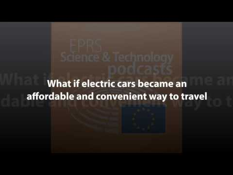 Electric Cars [Scientific and Foresight Podcast]
