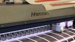 Широкоформатная печать баннера(, 2015-11-20T07:39:19.000Z)