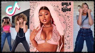 Girls in the Hood Megan Thee Stallion (TikTok Dance Compilation}