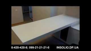 Стол руководителя из ДСП - авторская недорогая мебель в кабинет(, 2015-08-06T14:08:00.000Z)
