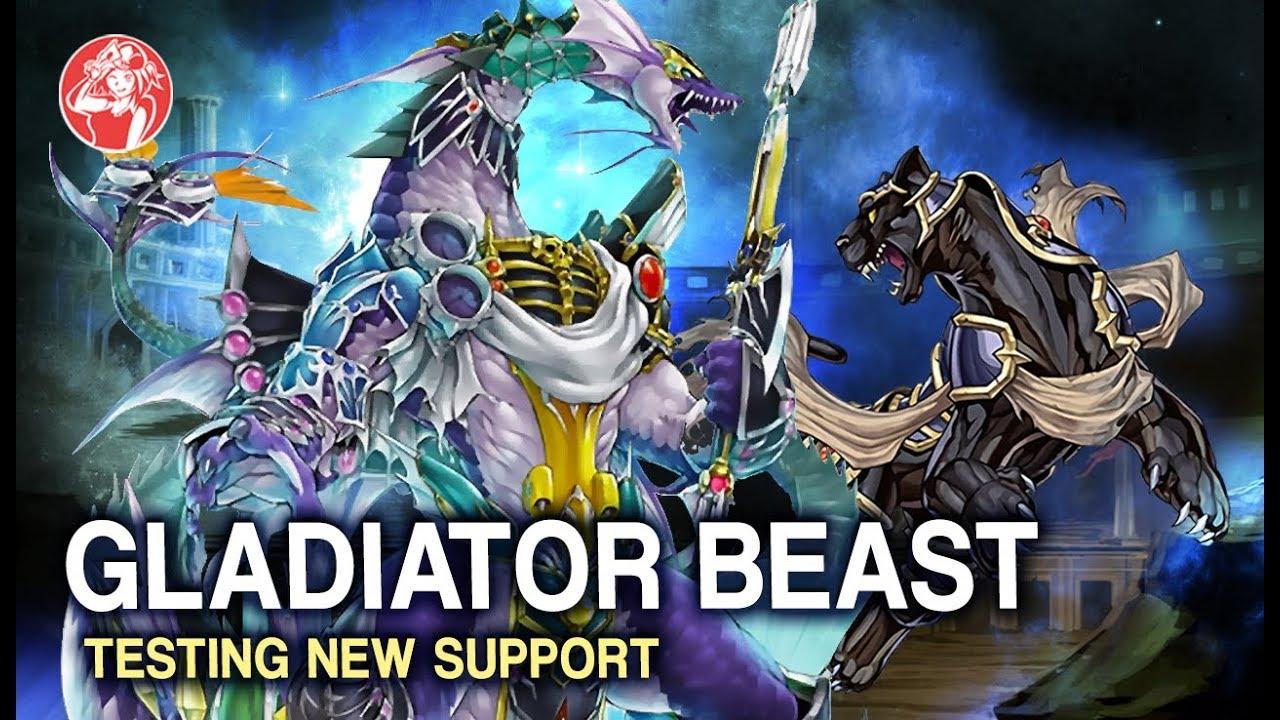 gladiator beast deck 2020