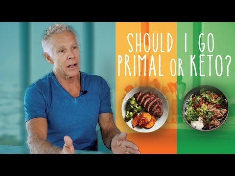 Should I Go Primal or Keto?