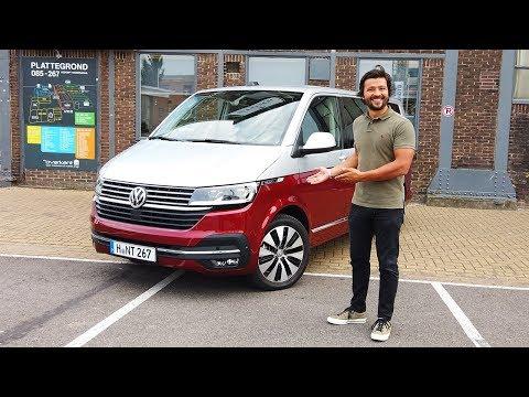VW Transporter Test Sürüşü - Neler değişti, ne kadar gelişti?