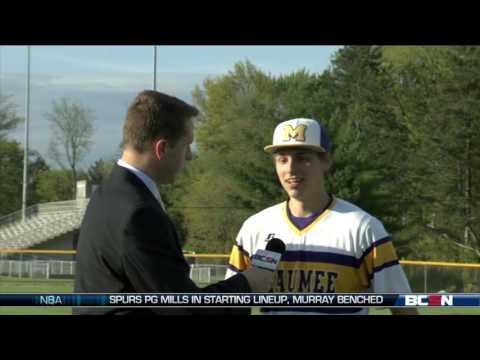 Ottawa Hills at Maumee High School Baseball
