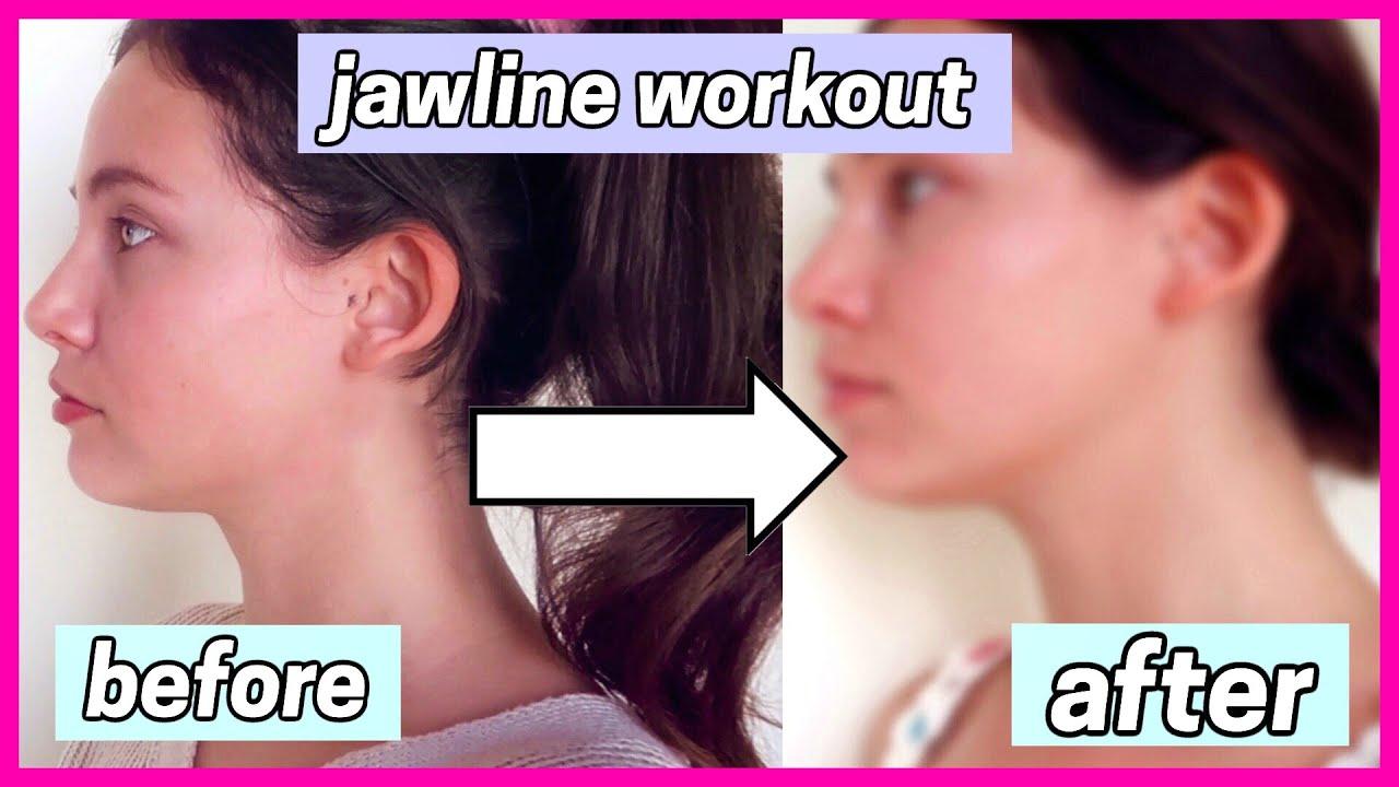 Yoga Exercises For Jawline