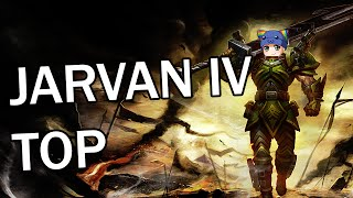 Jarvan IV Top - Full Gameplay Commentary
