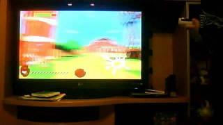 Chicken Blaster game (Nicholas)