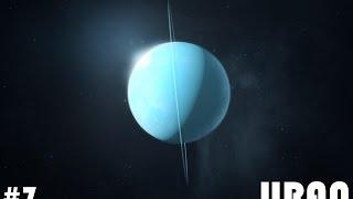PLANETY Układu Słonecznego #7 - Uran