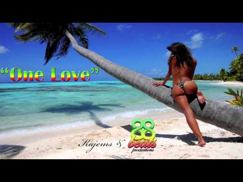 Hip Hop / Reggae Beat Inspirational Emotional Instrumental - One Love