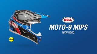 Moto-9 MIPS Tech Video | Bell Helmets