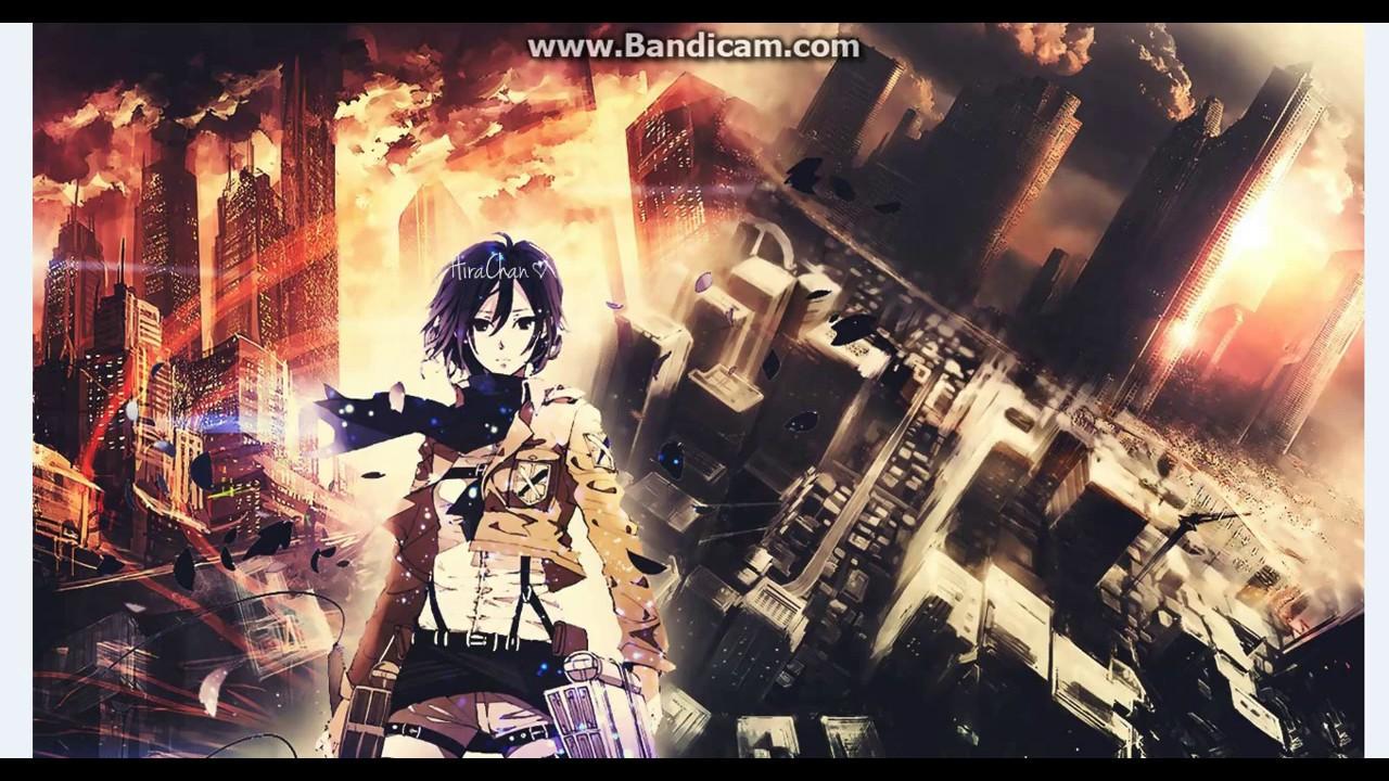Shingeki No Kyojin Attack On Titan S2 Opening 3 Full Lyrics Subbtible Indonesia