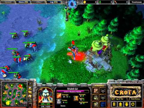 Spiral (Orc) vs Yaws (HU) - G1 - WarCraft 3 - WC417