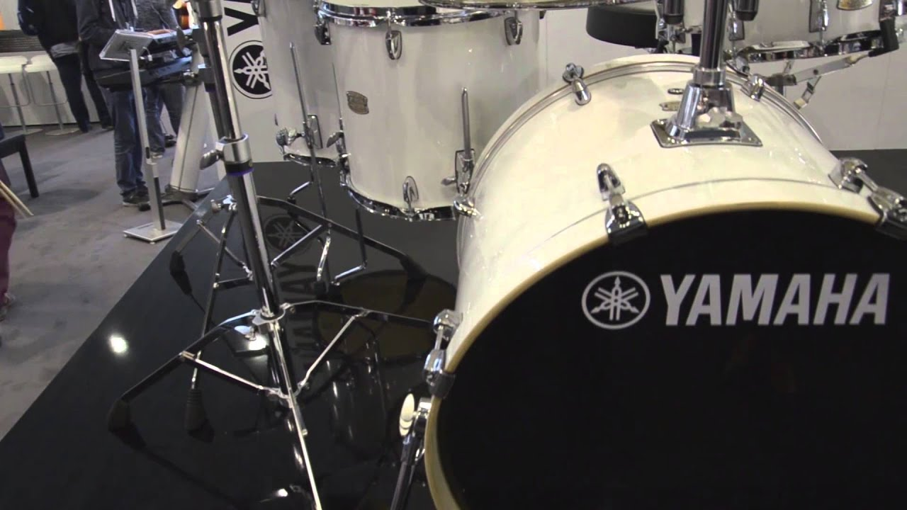 de yamaha stage custom birch drum set youtube. Black Bedroom Furniture Sets. Home Design Ideas