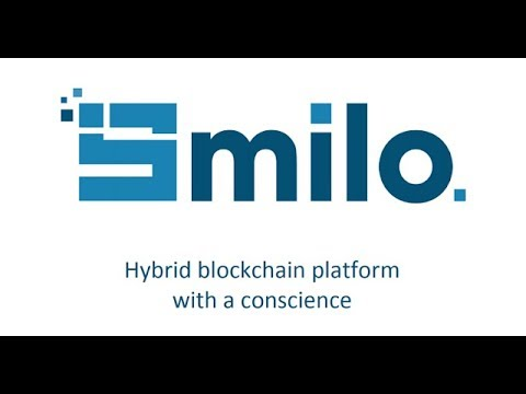 Smilo - гибридная блокчейн платформа