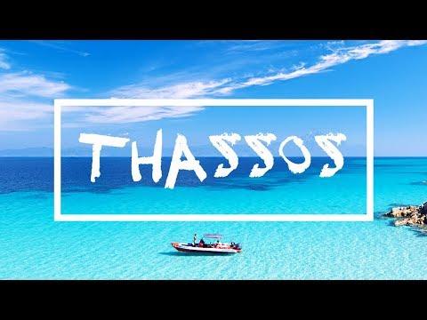 THASSOS, GREEK HAWAII | Part 1