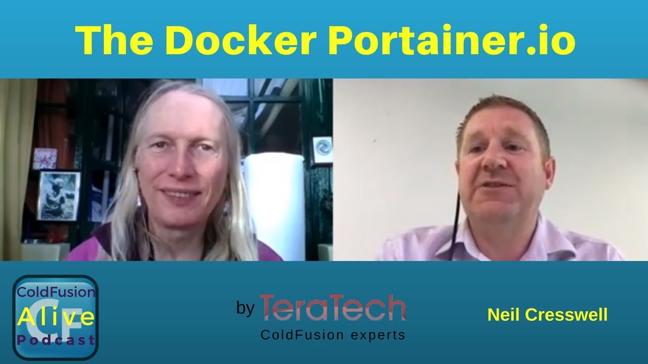 Docker Portainer io for beginners