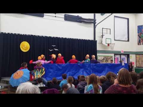 Douglas city elementary school staff talent show