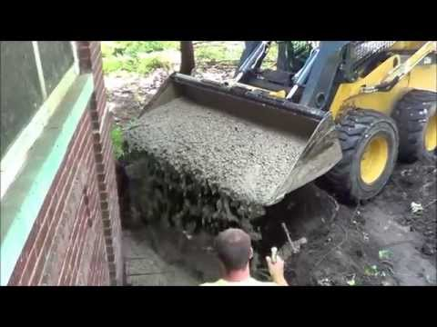 Front Porch Foundation/Footing Fix