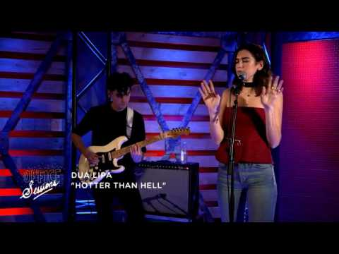 Dua Lipa: Hotter Than Hell | MUCH Office Sessions