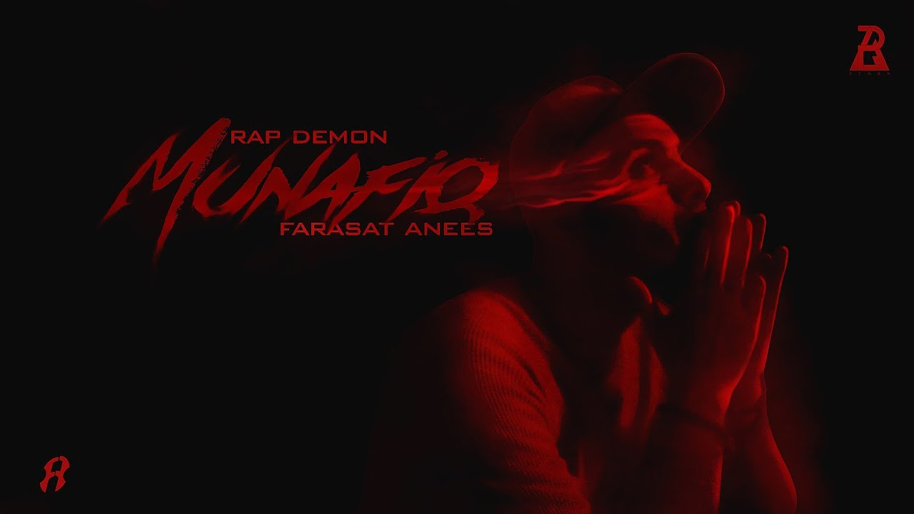Munafiq - Rap Demon | Farasat Anees | Official Music Video | Urdu Rap 2019