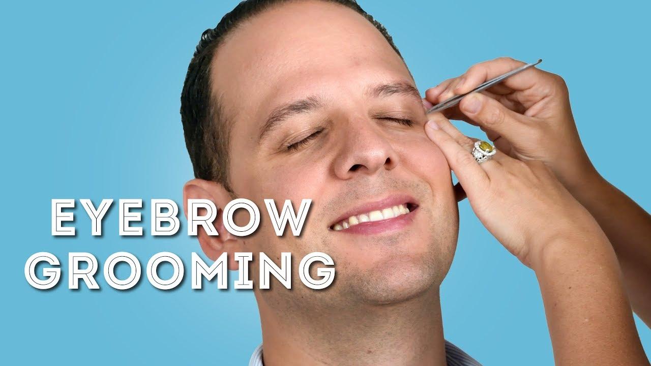 Eyebrow Grooming — Gentleman's Gazette
