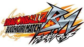 Dragon Ball Z Bucchigiri Match (English)