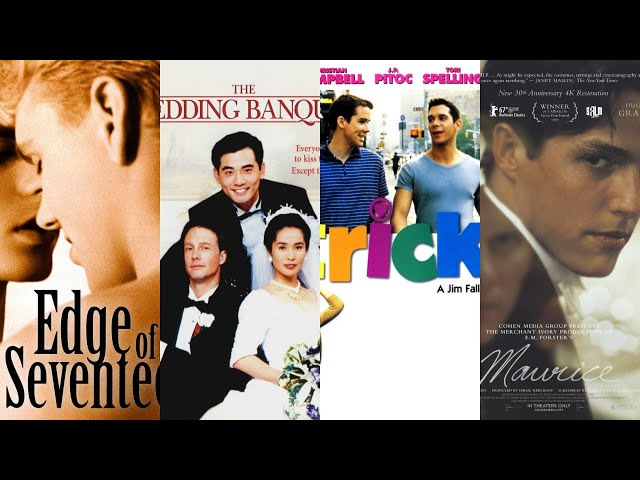 50 Classic Gay Movie Trailers