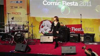 Shimokawa Mikuni - Tomorrow (Live at Comic Fiesta 2011)