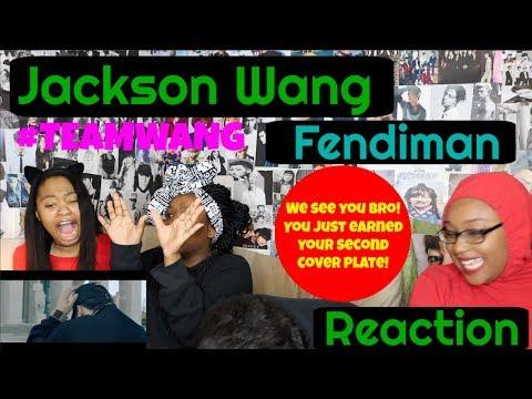 JACKSON WANG FENDIMAN REACTION [WE SEE YOU JAMAL!]