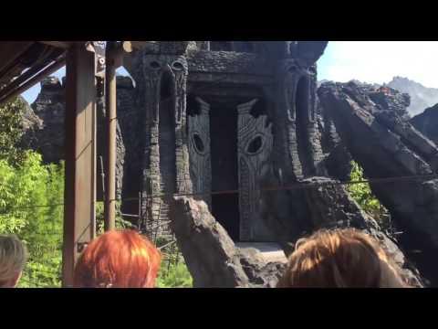 FULL RIDE POV Skull Island: Reign of Kong ride at Universal Studios Orlando Islands of Adventure
