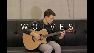 Wolves - Selena Gomez, Marshmello (Fingerstyle Guitar Cover by Vadim Kobal)