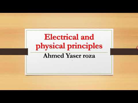 electro therapy basics lecture n.1