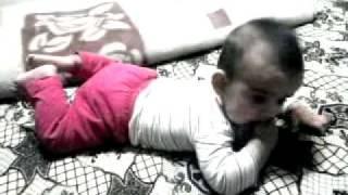 Areej Ali successful crawling effort