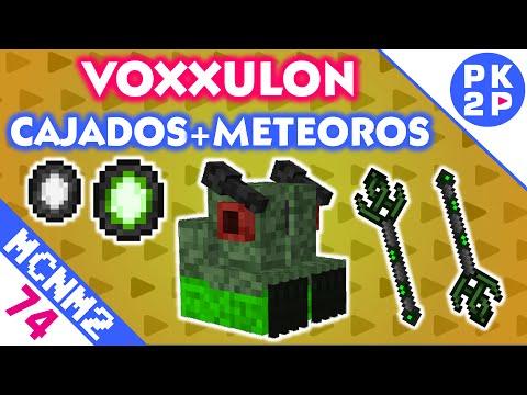 Boss de Vox Pounds Voxxulon, Vile Stone e Noxius Staff! • Minecraft NM2 #74