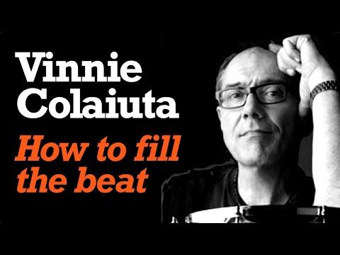 vinnie wisdom: fill the beat