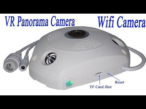 Hướng dẫn cài Camera 3D VRCam Panoramic phiên bản mới nhất 2019