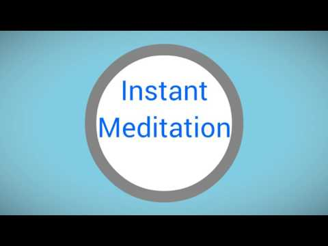 Beginner Meditation Free Course animation Release Anxiety Day 42