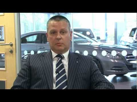 david lean sales executive mercedes benz youtube