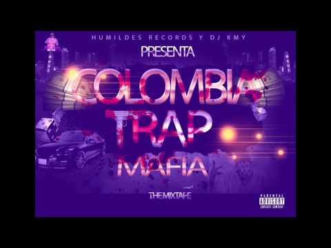 Humildes Records Y Dj Kmy  -  Power Black  - COLOMBIA TRAP MAFIA (Mixtape) Prod By Andress.Dj