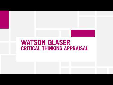 A Guide To The Watson Glaser Test YouTube