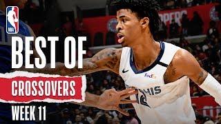 NBA's Best Crossovers | Week 11 | 2019-20 NBA Season