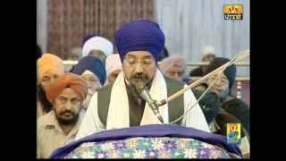 Nihang Giani Sher Singh Ambalay wale at Gurdwara Bangla Sahib (New Dehli) Live