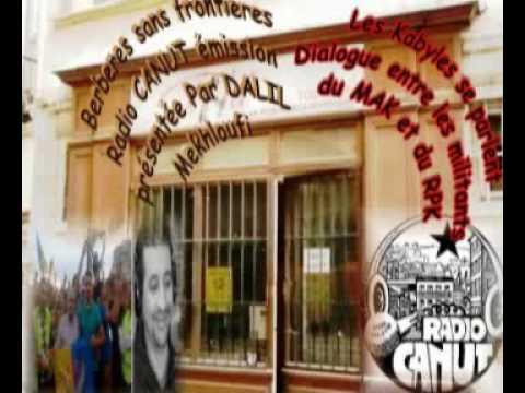 Les Kabyles se parlent ,Dialogue entre les militant du MAK et du RPK