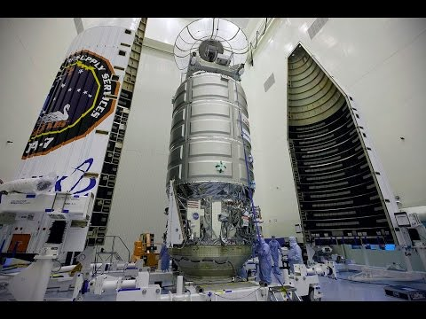 OA-7 Space Station Cargo Resupply Preparation and Loading