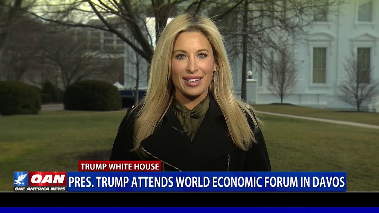 President Trump attends World Economic Forum in Davos - OAN