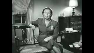 VINTAGE 1954 AMY VANDERBILT COMMERCIAL L*U*C*K*Y S*T*R*I*K*E