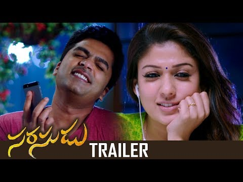 Thumbnail: Sarasudu Movie Theatrical Trailer | Simbu | Nayanthara | Andrea | TFPC