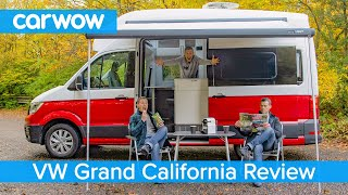 Volkswagen Grand California 2020 review - the £70k ultimate VW Camper Van