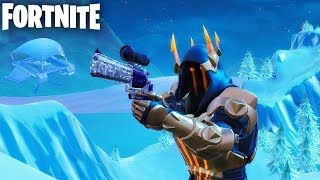 "Fortnite New ""Scoped Revolver"" + ""Glider Redeploy Item"" Update Gameplay! (Fortnite Livestream)"